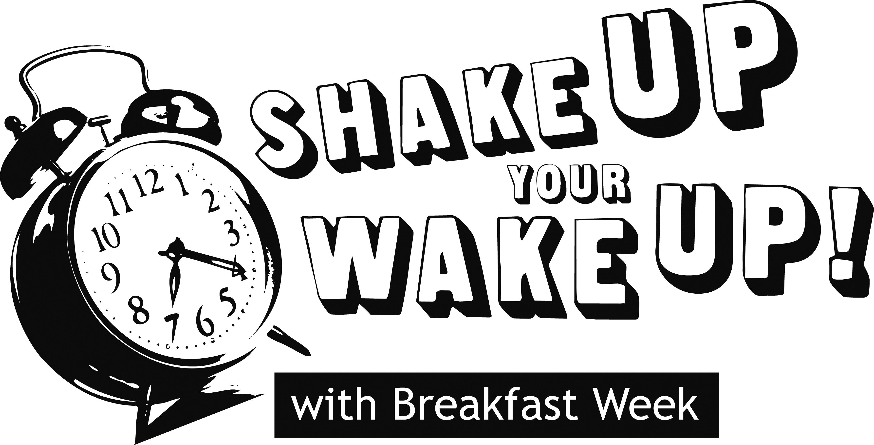Perfekt for... Shaking up your wake up during Breakfast Week (25-31 January)